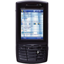 telephone, smartphone, ultimate, smart phone, Cell phone, mate, Mobile, Cell, phone, i-mate ultimate 8150, Tel, Handheld, mobile phone Black icon