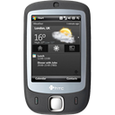 htc touch, smart phone, smartphone, touch, Handheld, Htc, mobile phone, Cell phone DarkSlateGray icon