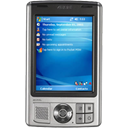 asus mypal a639, mypal, mobile phone, Asus, Handheld, smart phone, Cell phone, smartphone Black icon