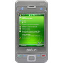 Eten glofiish x500, mobile phone, Handheld, Cell phone, eten, smartphone, glofiish, smart phone Black icon