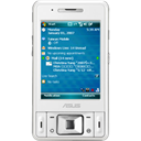 smart phone, Cell phone, Asus p535, Handheld, mobile phone, smartphone, Asus Black icon