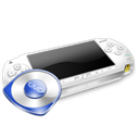 umd, White, psp Black icon