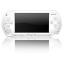 psp, White Black icon