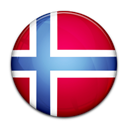 Country, flag, Norway Black icon