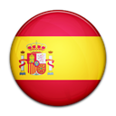 spain, Country, flag Black icon