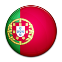 Country, Portugal, flag Crimson icon