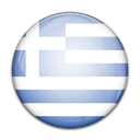 Country, flag, Greece Black icon