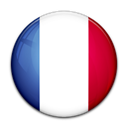 france, Country, flag Black icon