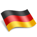 germany, deutschland Black icon