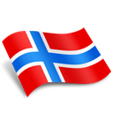 Norway, norge Black icon