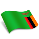 Zambia Black icon