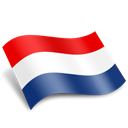 nederlands, netherlands Black icon