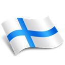 finland, suomi Black icon