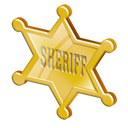 Sheriff Black icon