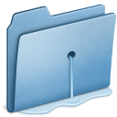 Blue, water, leak SkyBlue icon