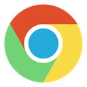 appicns, chrome SandyBrown icon