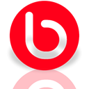 Bebo, Mirror Red icon