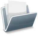 document, paper, File Black icon
