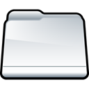 White, Folder, generic WhiteSmoke icon