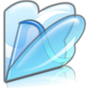 Folder LightSkyBlue icon