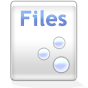 document, paper, File Gainsboro icon