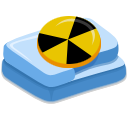 Burn SteelBlue icon