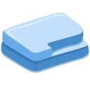 Folder PaleTurquoise icon