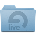 Live, Ableton LightSteelBlue icon