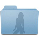 Account, user, person, Human, people, woman, member, Female, profile LightSteelBlue icon