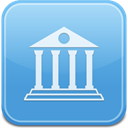 libraryfolder CornflowerBlue icon