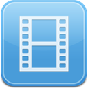 moviefolder CornflowerBlue icon