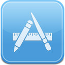 applicationsfolder CornflowerBlue icon