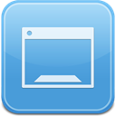 desktopfolder CornflowerBlue icon