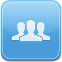 groupfolder CornflowerBlue icon