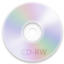 Cd, Device, Rw, optical, Disk, disc, save Silver icon
