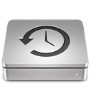 time, history, machine, Aluport DarkGray icon