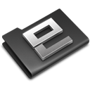 enhanced, Black, lab DarkSlateGray icon
