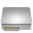 Removable, Aluport, extreme DarkGray icon
