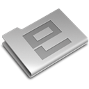 etched, enhanced, lab Black icon