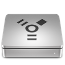 Firewire, Aluport DarkGray icon