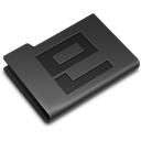 enhanced, etched, Black, lab DarkSlateGray icon
