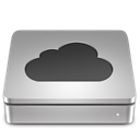 Aluport, mobileme DarkGray icon