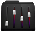 Panel, Control DarkSlateGray icon
