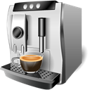 machine, Coffee, food Icon