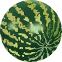 melon, water DarkSlateGray icon