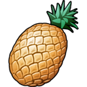 ananas Black icon