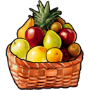 Fruit Black icon