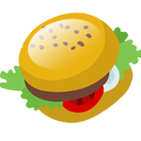 hamburger Goldenrod icon