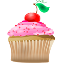 food, cake Tan icon
