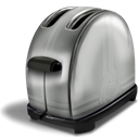 Toaster Black icon